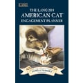 LANG® American Cat 2014 Engagement Planner