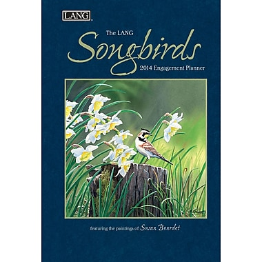 LANG® Songbirds 2014 Engagement Planner