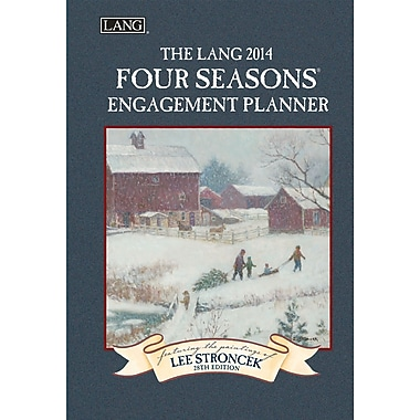 LANG® Four Seasons 2014 Engagement Planner