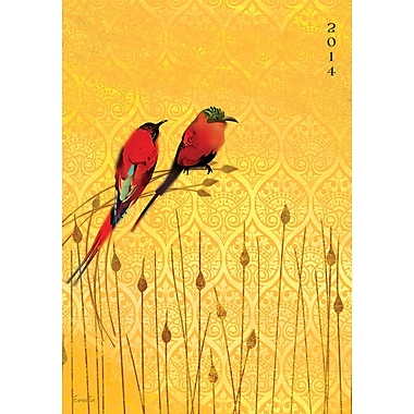 LANG® Artisan Bee Eaters 2014 Engagement Planner