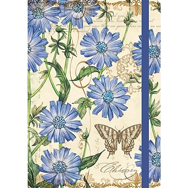 LANG® Deluxe Journal, Blue Chicory