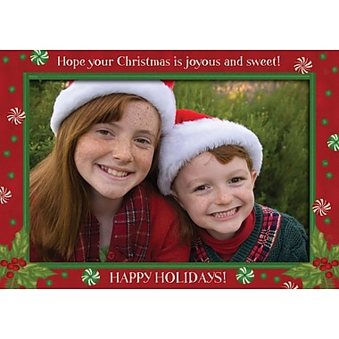 LANG® Gingerbread Cookies Boxed Photo Christmas Cards