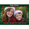 LANG® Holiday Welcome Boxed Photo Christmas Cards