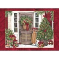 LANG® Welcome Home Boxed Photo Christmas Cards