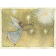 LANG® Artisan Golden Angel Classic Christmas Cards