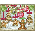 LANG® Artisan Gingerbread Classic Christmas Cards
