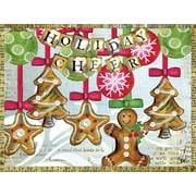 LANG® Artisan Gingerbread Classic Christmas Cards