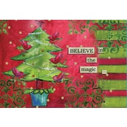 LANG® Artisan Believe In The Magic Petite Christmas Cards