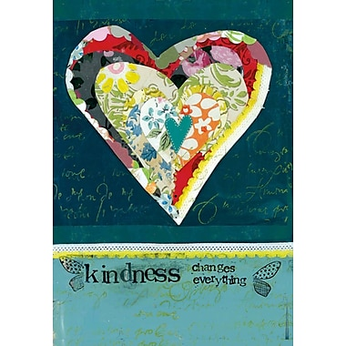 LANG® 3 1/2in. x 5in. 12/Pack Kindness Petite Note Cards