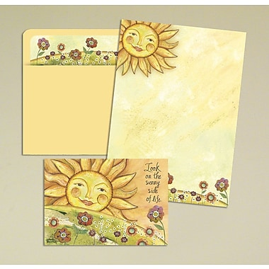 LANG® 3 1/2in. x 5in. 12/Pack Sunny Side Petite Note Cards