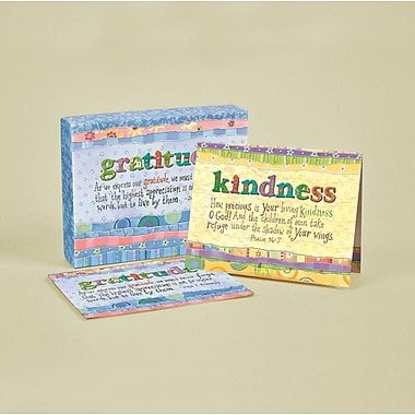 LANG® 4in. x 5 1/4in. 12/Pack Kindness Gratitude Deluxe Note Cards, 12/Set