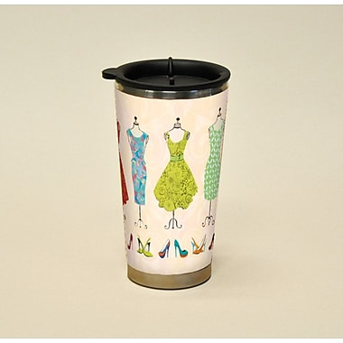 LANG® Artisan Haute Couture Fashion Dresses 16 oz. Travel Mug