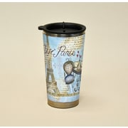 LANG® Coffee Cafe Paris 16 oz. Travel Mug