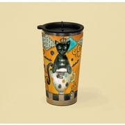 LANG® Black Cat 16 oz. Travel Mug