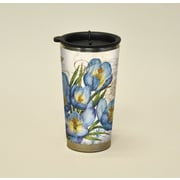 LANG® Blue Crocus 16 oz. Travel Mug