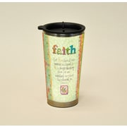 LANG® Words of Praise Faith 16 oz. Travel Mug