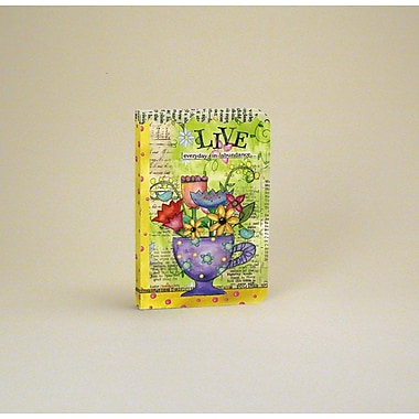 LANG® Fabric Journal, Color My World