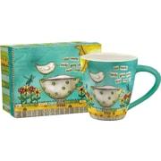 LANG® Artisian Color My World 14 oz. Cafe Mug