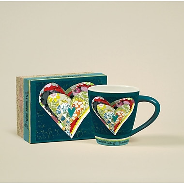 LANG® Artisian Kelly Rae Roberts Kindness 17 oz. Cafe Mug