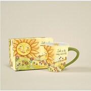 LANG® Artisian Favorite Things Sunny Side 17 oz. Cafe Mug