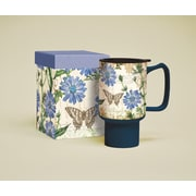 LANG® Blue Chicory 18 oz. Travel Mug