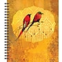 LANG® Bee Eaters Spiral Bound Sketchbook, 11 x