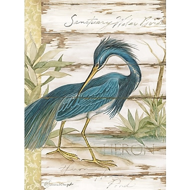 LANG® Blue Heron Sanctuary Casebound Sketchbook, 11 1/4in. x 8 1/4in.