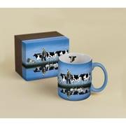 LANG® Delta Cows 14 oz. Coffee Mug