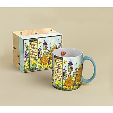 LANG® The Bee's Knees 14 oz. Coffee Mug