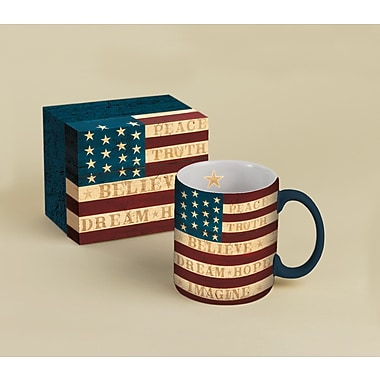 LANG® Colonial Flag 14 oz. Coffee Mug