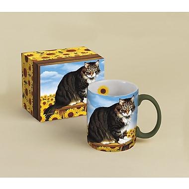 LANG® American Cat Rocky Selland 14 oz. Coffee Mug