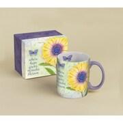 LANG® Botanical Inspiration Daisy 14 oz. Coffee Mug
