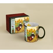 LANG® Chicken Coop 14 oz. Coffee Mug