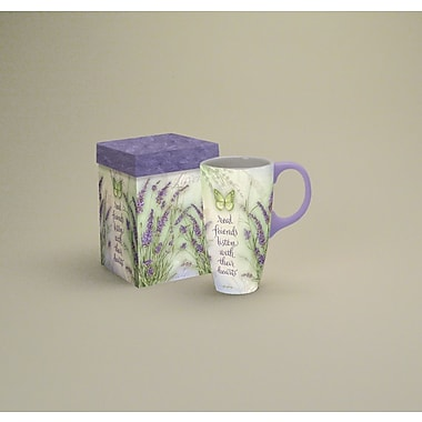 Lang 174 Lavender 18 Oz Latte Mug Staples 174