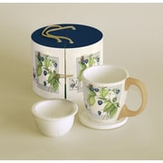 LANG® Blackberries Tea 11 oz. Mug Set