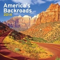 Avalanche® America's Backroads 2014 Wall Calendar, 12in. x 12in.