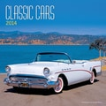 Avalanche® Classic Cars 2014 Wall Calendar, 12in. x 12in.
