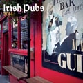 Avalanche® Irish Pubs 2014 Wall Calendar, 12in. x 12in.