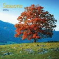 Avalanche® Seasons 2014 Wall Calendar, 12in. x 12in.