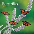 Avalanche® Butterflies 2014 Wall Calendar, 12in. x 12in.