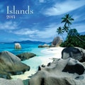 Avalanche® Islands 2014 Wall Calendar, 12in. x 12in.