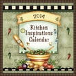 Avalanche® Kitchen Inspirations 2014 Wall Calendar, 12in. x 12in.