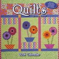 Avalanche® Quilts 2014 Wall Calendar, 12in. x 12in.