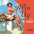 Avalanche® Pin Up 2014 Wall Calendar, 12in. x 12in.