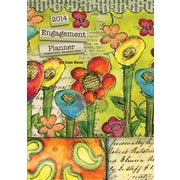 LANG® Avalanche Color My World 2014 Engagement Planner