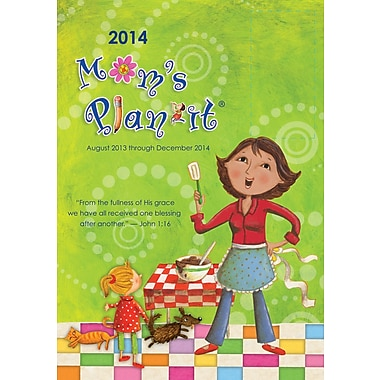 LANG® Avalanche Mom's Christian 2014 Engagement Planner