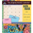 LANG® Avalanche Butterflies 2014 Note Nook® Pocket Calendar, 13 1/4in. x 11 3/4in.