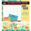 LANG® Avalanche Fresh Picked 2014 Note Nook® Pocket Calendar, 13 1/4in. x 11 3/4in.