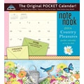 LANG® Avalanche Country Pleasures 2014 Note Nook® Pocket Calendar, 13 1/4in. x 11 3/4in.