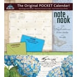 LANG® Avalanche Reflections 2014 Note Nook® Pocket Calendar, 13 1/4in. x 11 3/4in.